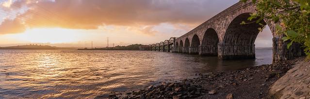 Warleigh Point Railway Bridge