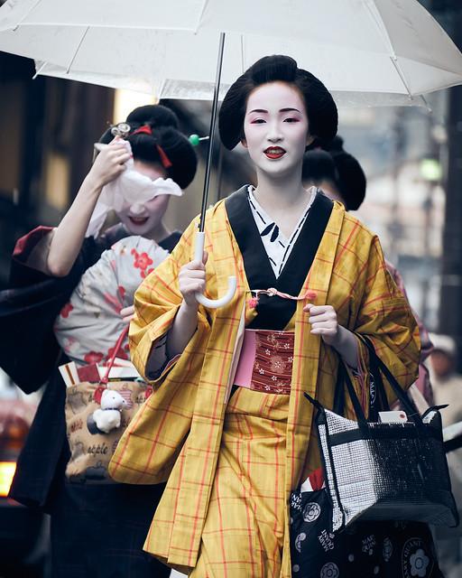 Geisha (II)