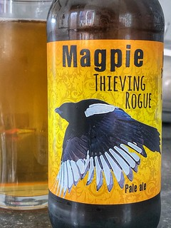 Magpie | by rutty