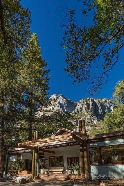 Ansel Adams Gallery in Yosemite Valley