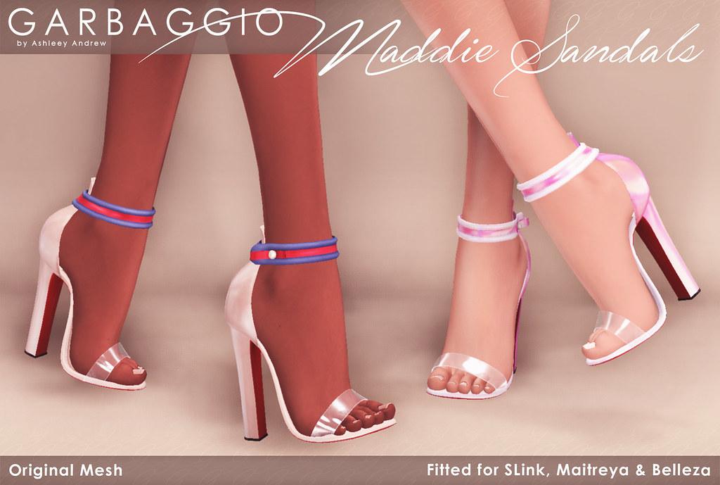 Maddie Sandals