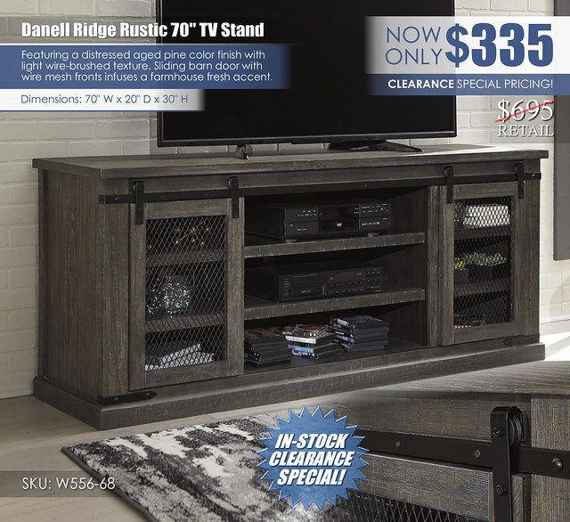 Danell Ridge 70in TV Stand_W556-68
