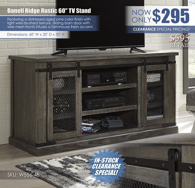 Danell Ridge 60in TV Stand_W556-48