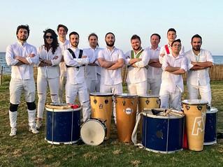 La stret band 'Assurd Batukada' (2)