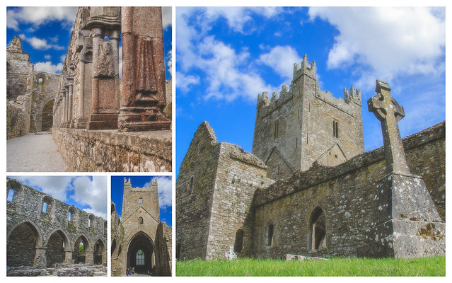 12th Century Jerpoint Abbey
