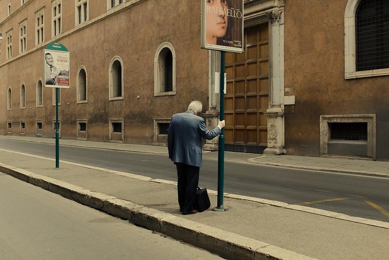 (un)lockdown, Rome