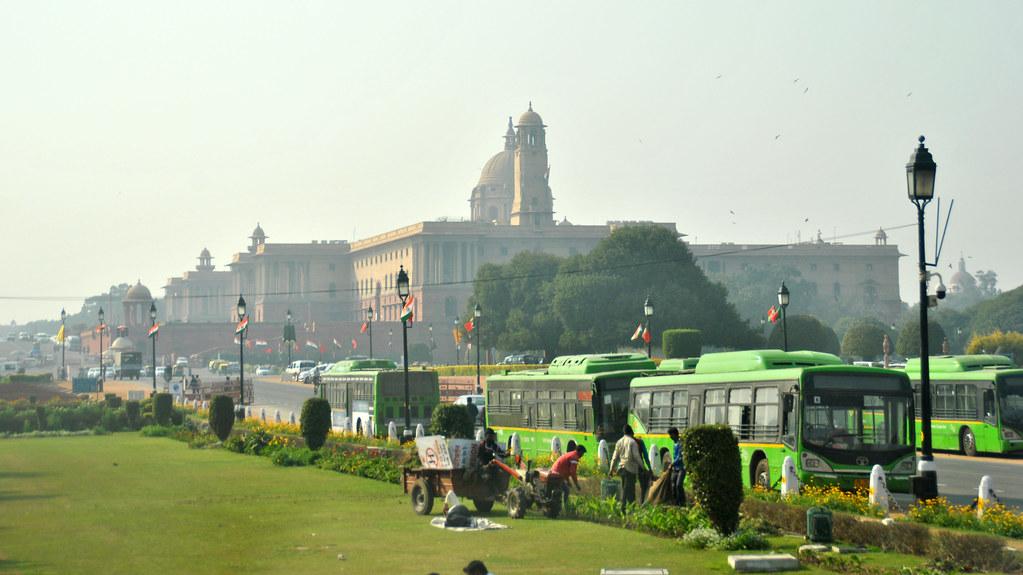 Gedung Mendagri India