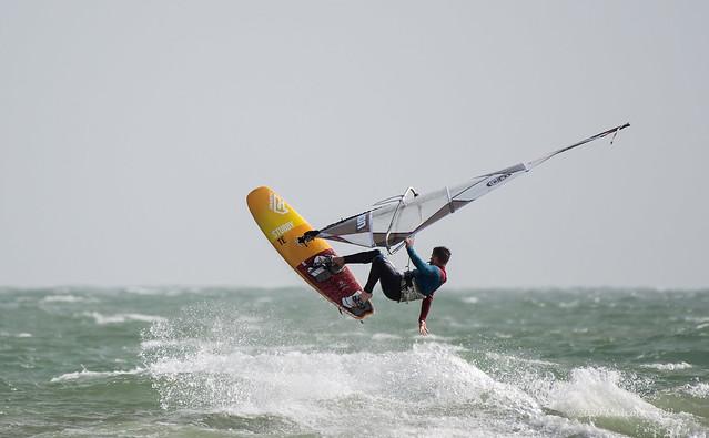 Windsurfer - Shoreham Beach (031)