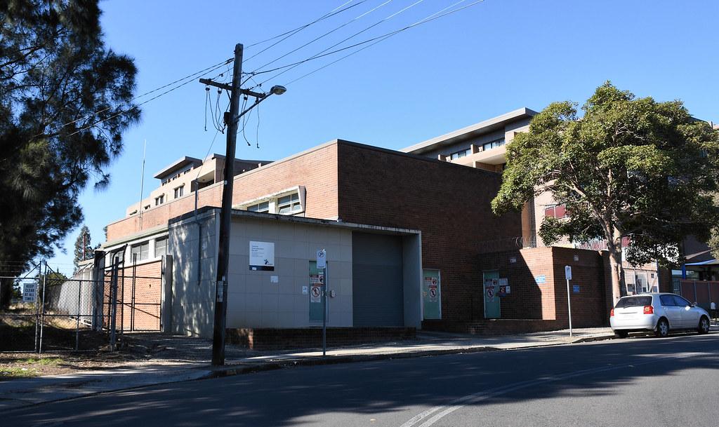 Electricity Substation, North Strathfield, Sydney, NSW.