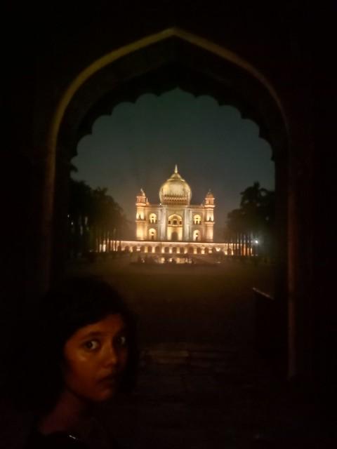 City Series – Michelle Sanya Tirkey in Delhi, We the Isolationists (317th Corona Diary)