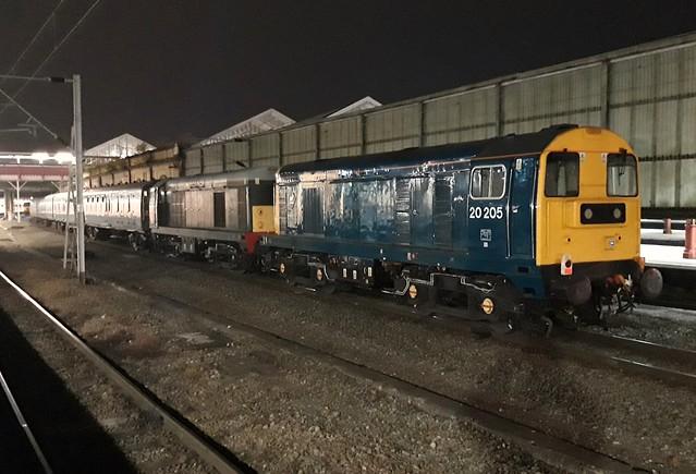 20205 20007 Crewe 31/10/19