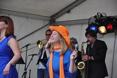 Nederland,The Netherlands,Holland,Pays-Bas,L'Hollande,Holanda,Paises Bajos,Noord-Brabant,Moerdijk,Willemstad,El Dia de la Reina. 30-04-2012, Concierto de Jazz y Blues, Mrs. Hips, ARTE Y CULTURA EN HOLANDA, ART ET CULTURE AU PAYS-BAS,