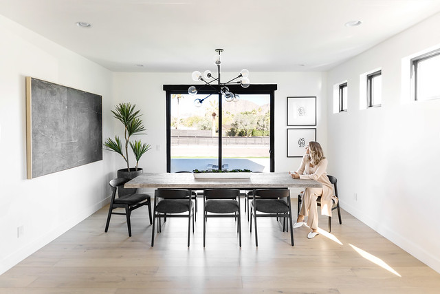 Dining Room Table with Mariana Hernandez