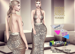 TO.kiski Attraction Gown POP-UP
