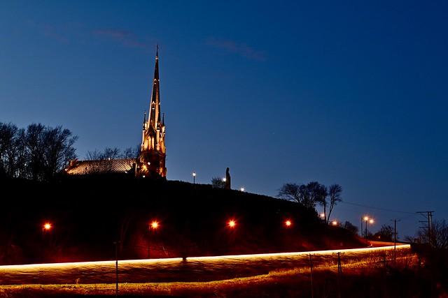 Québec - L'église Saint-Michel de Sillery - Québec City - The Saint-Michel de Sillery church