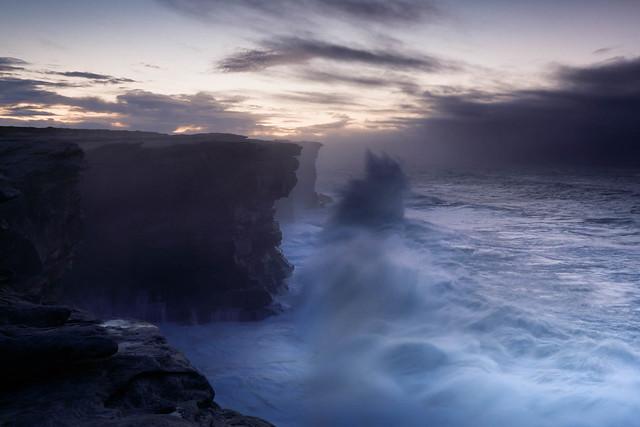 Where sea meets land || Potter Point  {Explore 144, 2020/05/23}