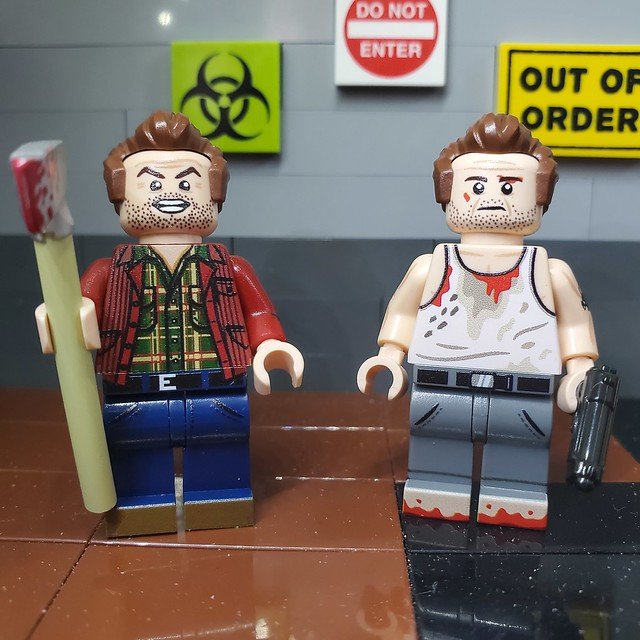 Jack and John - in Minifig's