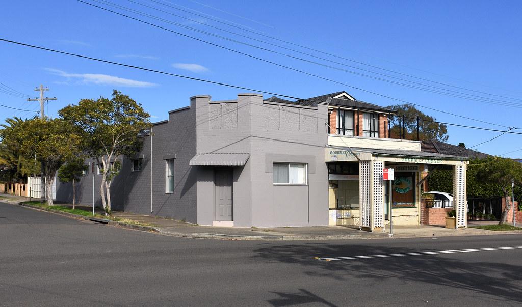 Former Shop, Cnr High and Eve St, Strathfield, Sydney, NSW.