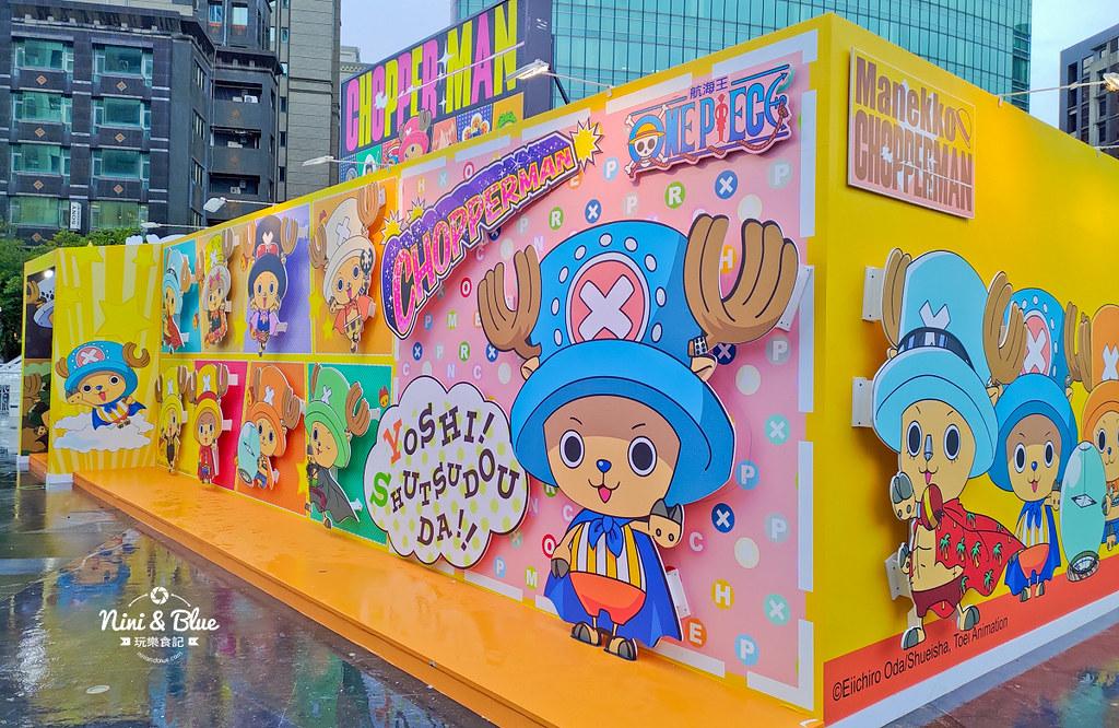 百變喬巴超人期間限定店 台中草悟廣場04