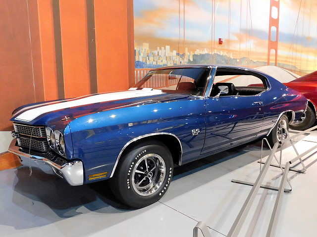 1970 Chevy Chevelle SS454
