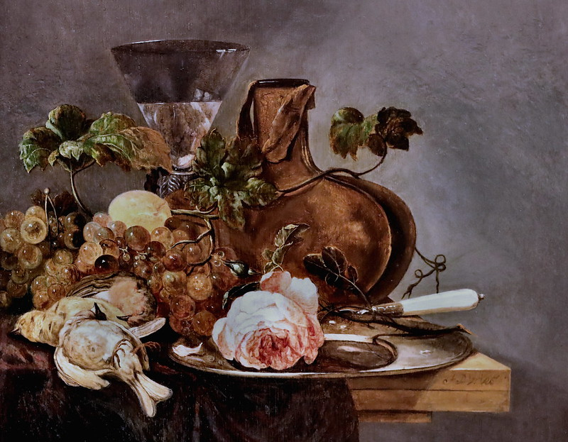 "IMG_1648D THE NETHERLANDS:  THE MATERIALIST ART OF ""VANITIES"""