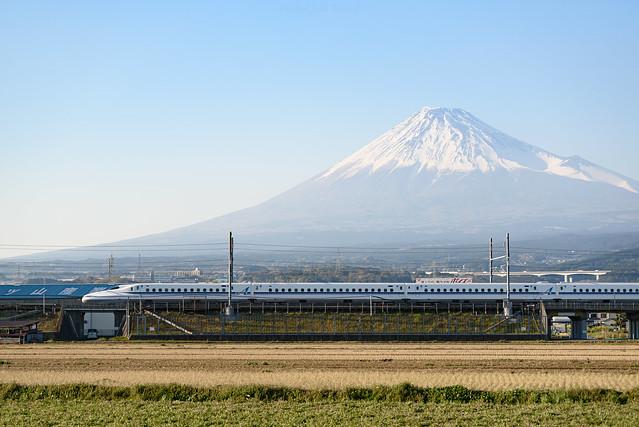 N700A & Fujisan