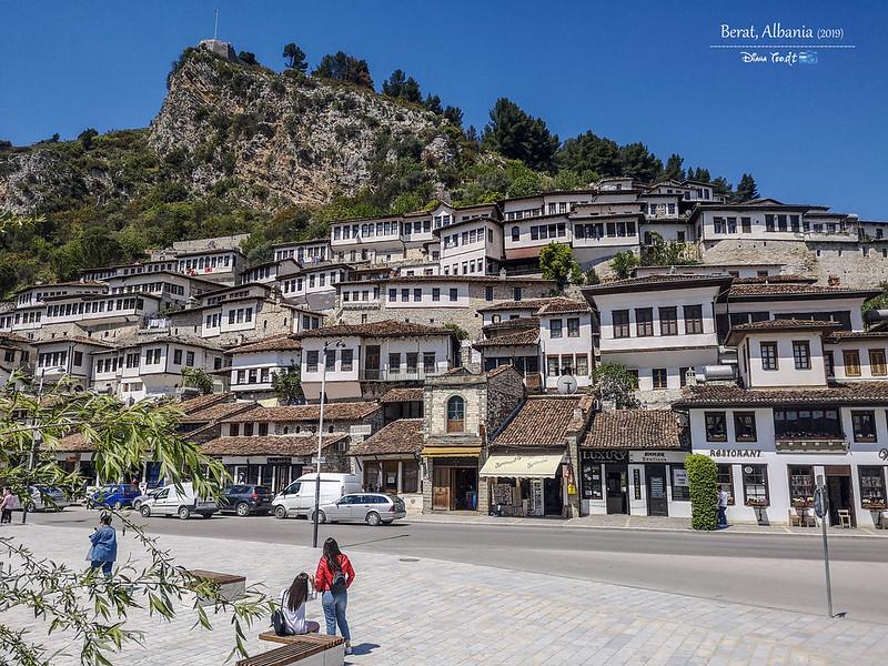 2019 Albania Berat Town 1