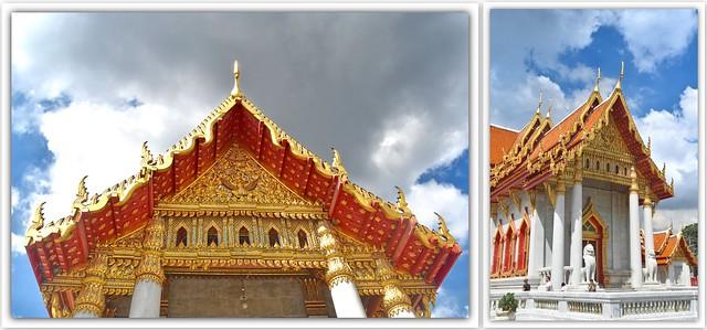 Wat Benchamabophit, Bangkok, Thailand.