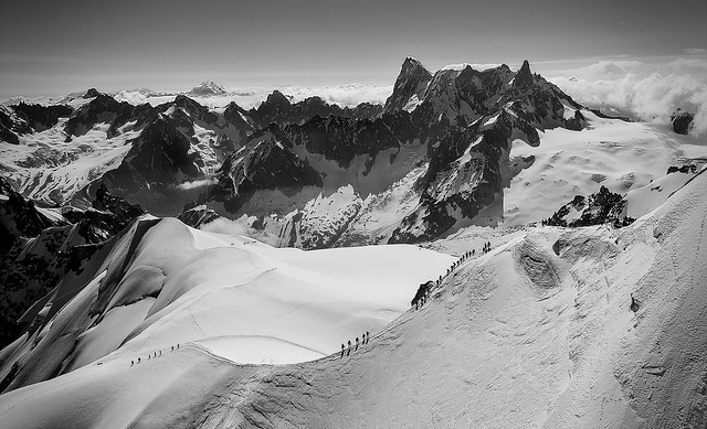 Ascents Of Mont Blanc