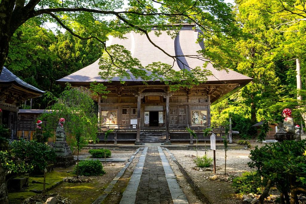 国上寺と国上山周辺をめぐる旅 燕市 国上山