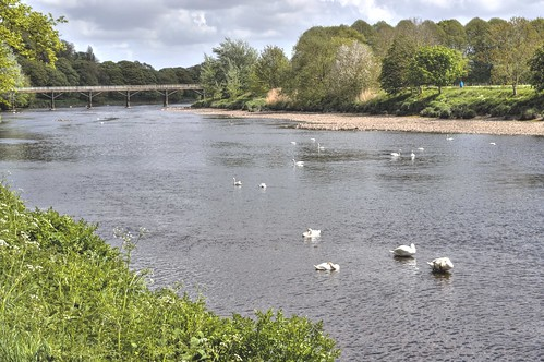 River Ribble at Preston | by Tony Worrall