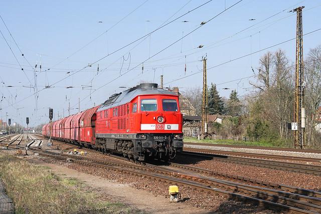 233 511 DB Cargo AG | Leipzig-Wiederitzsch | April 2020