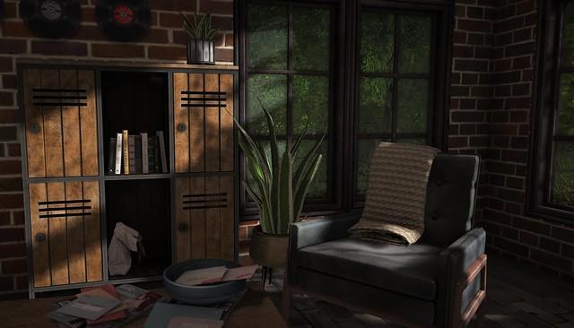 Leon's Not Home