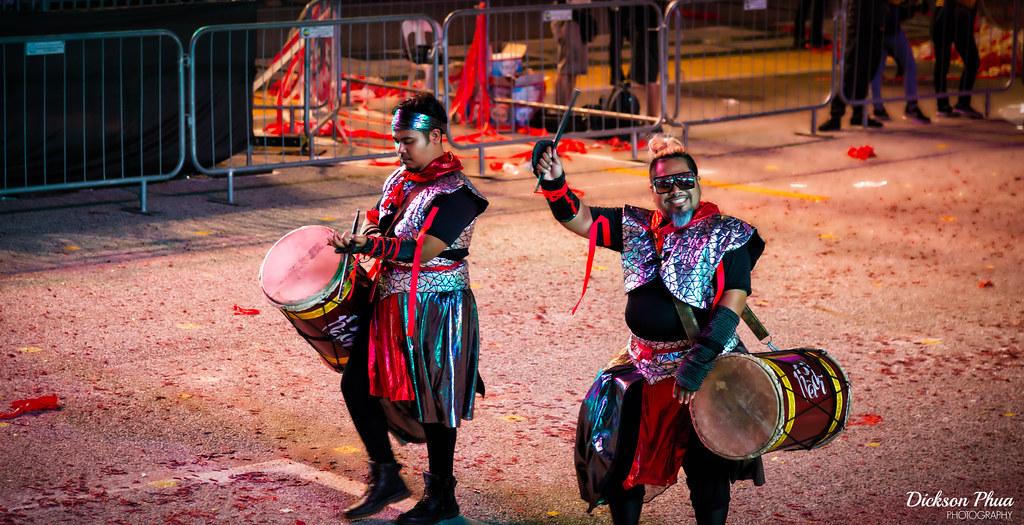 Chingay 2020: Street Performers