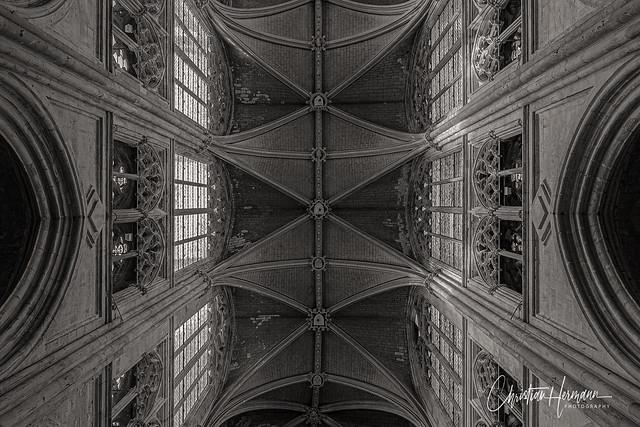Cathédrale St. Gratien, Tours, Centre, France