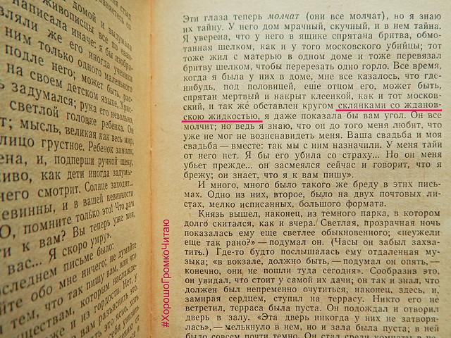 Что такое ждановская жидкость из романа Достоевского Идиот   HoroshoGromko.ru