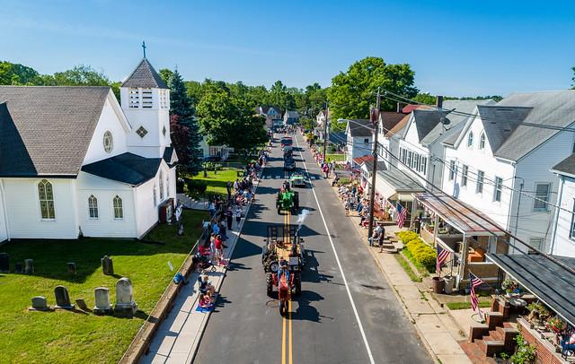 Memorial Day Parade - Groveville NJ - May 27, 2018