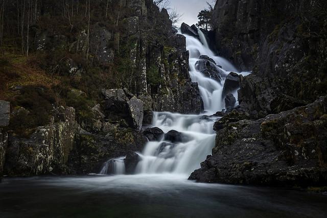 Ogwen Falls - Explore 240520