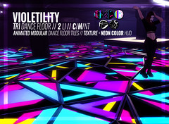 Violetility - Tri Dance Floor
