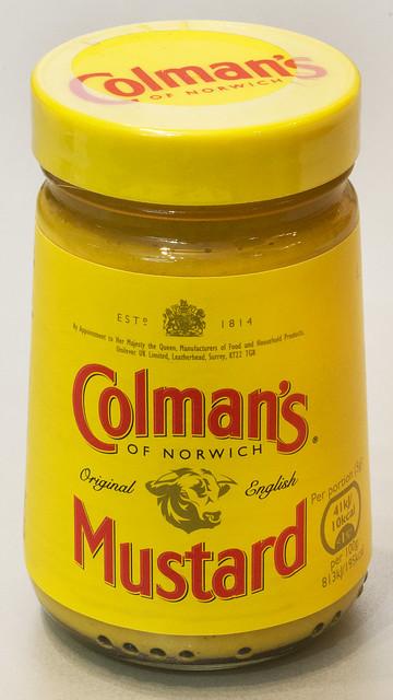 Colman's of Norwich Mustard