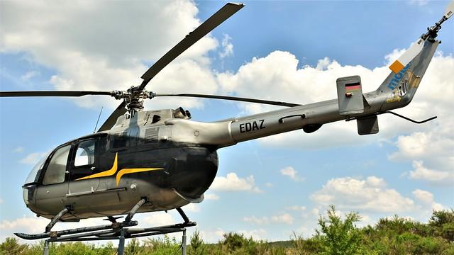 D-HEXE - MBB BO-105     Schonhagen