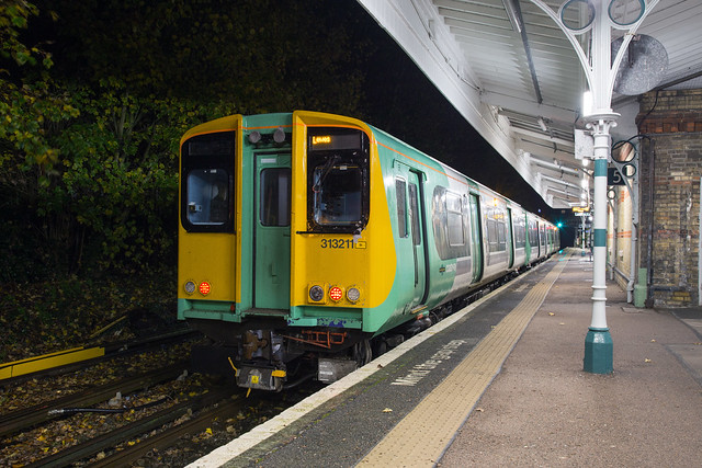 Southern 313 211 Lewes