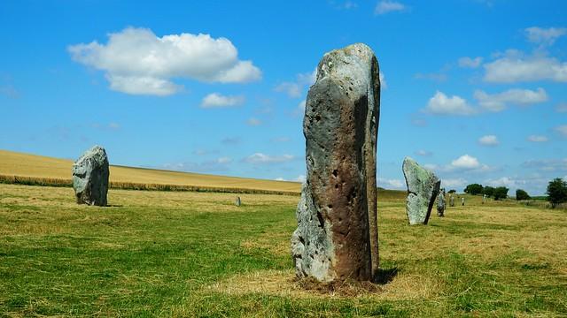 Avebury Stone.