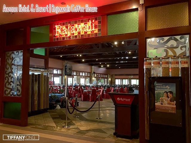 Awana Hotel and Resort Rajawali Coffee House