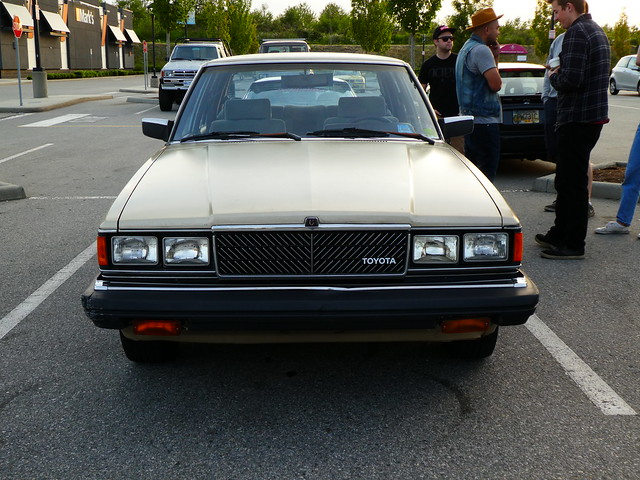 '81-'82 Toyota Cressida EFI