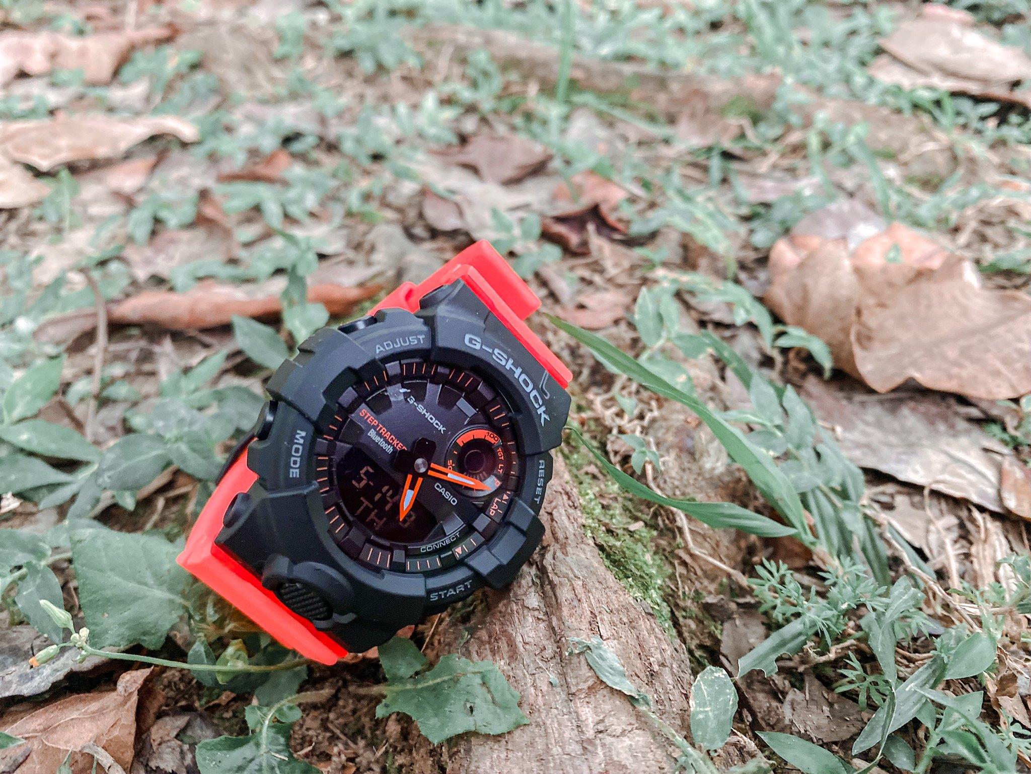 CASIO手錶|卡西歐G-Shock/Baby-G春夏新款手錶開箱穿搭