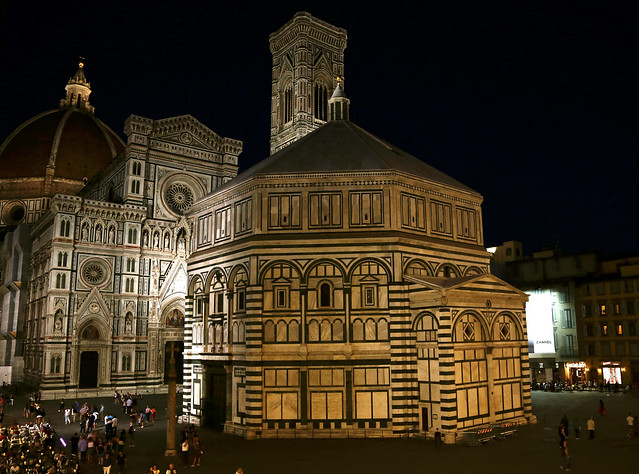 Il Duomo at Night