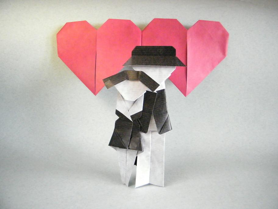 Les Amoureux - Viviane Berty