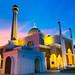 Twilight Mosque - Brunei