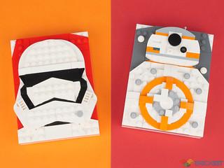 Review: Star Wars Brick Sketches